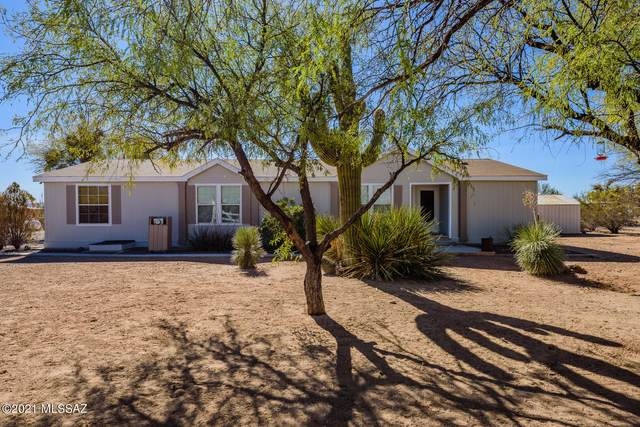 13480 E Buffalo Dance Trail, Vail, AZ 85641 (#22101542) :: Tucson Real Estate Group