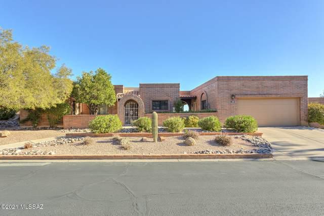 1720 W Camino Urbano, Green Valley, AZ 85622 (MLS #22101562) :: The Property Partners at eXp Realty