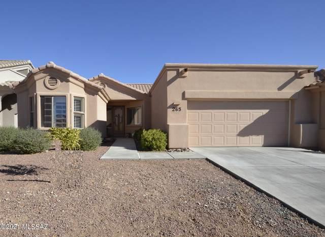 13401 N Rancho Vistoso Boulevard #265, Oro Valley, AZ 85755 (#22101566) :: AZ Power Team   RE/MAX Results