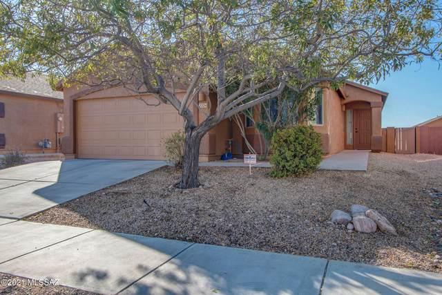 2224 E Calle Sierra Del Manantial, Tucson, AZ 85706 (#22101570) :: Gateway Realty International