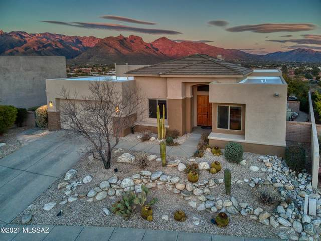 5038 N Bonita Ridge Avenue, Tucson, AZ 85750 (#22101571) :: Long Realty - The Vallee Gold Team