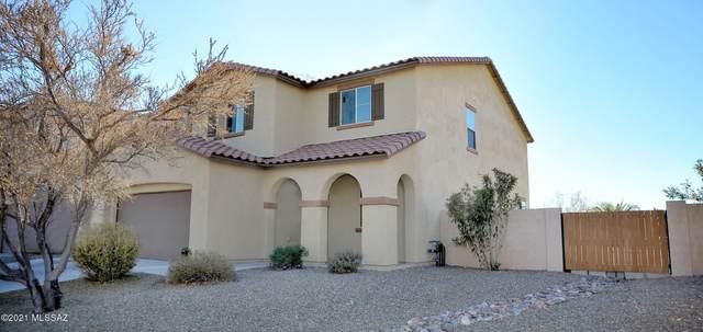 643 W Calle Sombra Linda, Sahuarita, AZ 85629 (MLS #22101579) :: The Property Partners at eXp Realty