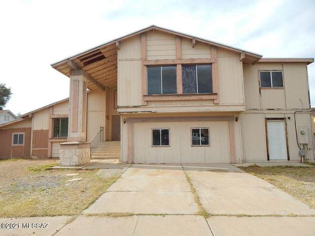 7548 S Via Hermosa, Tucson, AZ 85746 (#22101580) :: Long Realty - The Vallee Gold Team