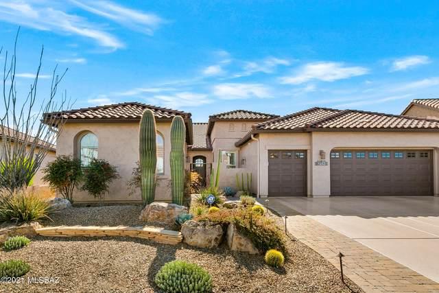 62713 E Sandlewood Road, Tucson, AZ 85739 (#22101583) :: Tucson Real Estate Group
