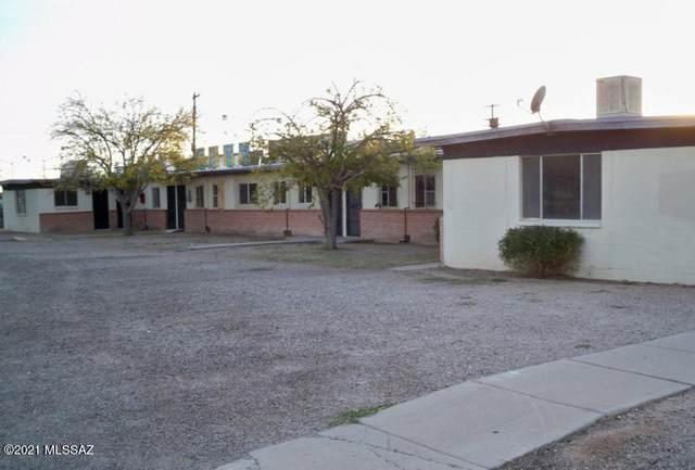 2802 S 7th Avenue, Tucson, AZ 85713 (#22101587) :: Tucson Property Executives