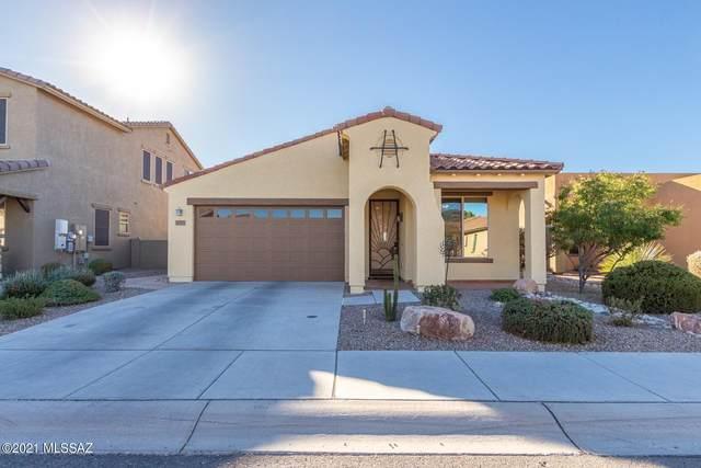 6537 W Sugar Pine Trail, Tucson, AZ 85743 (#22101593) :: Tucson Property Executives