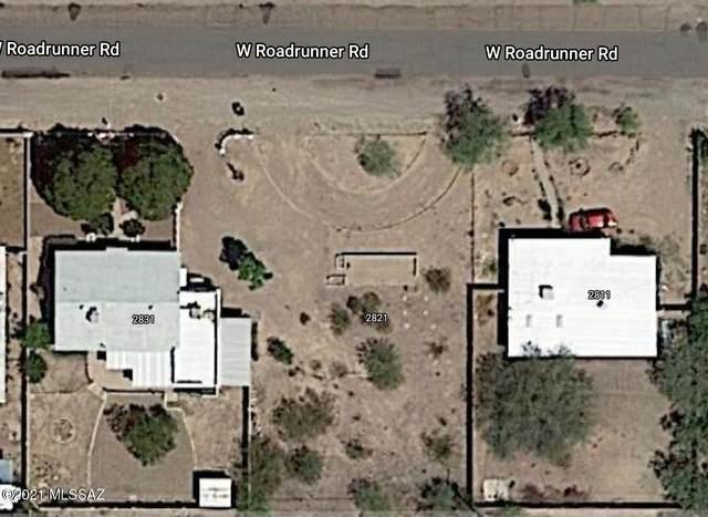 2821 W Roadrunner Road #12, Tucson, AZ 85746 (#22101595) :: Tucson Property Executives