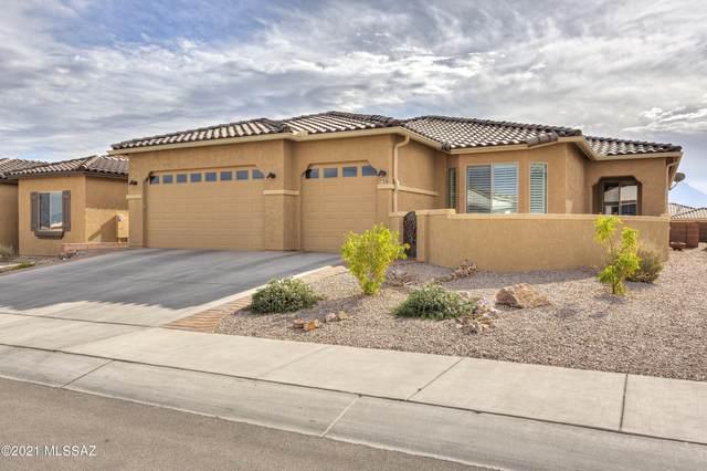 736 N Camino Colina Del Pino, Green Valley, AZ 85614 (MLS #22101600) :: The Property Partners at eXp Realty