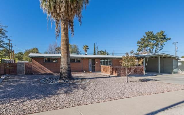 734 S Marvin Avenue, Tucson, AZ 85710 (MLS #22101610) :: My Home Group