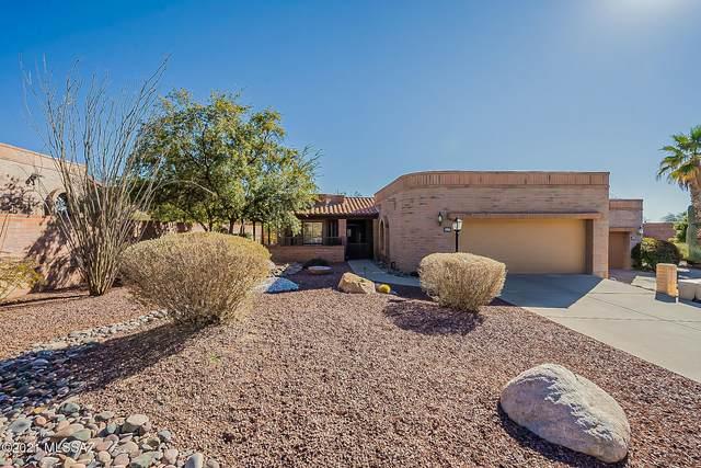 4916 N Via Gelsomino, Tucson, AZ 85750 (#22101612) :: Long Realty - The Vallee Gold Team