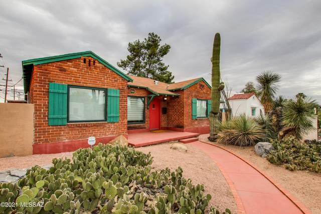 1746 E Grant Road, Tucson, AZ 85719 (#22101630) :: The Local Real Estate Group | Realty Executives