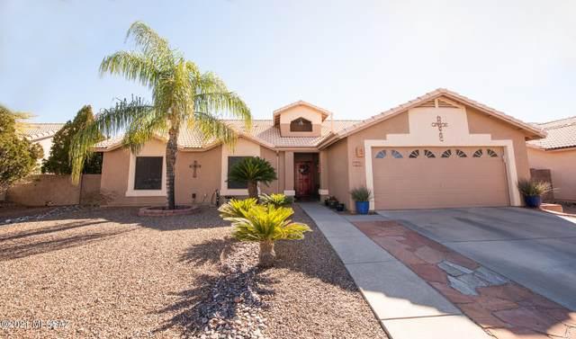 8065 S High Canyon Drive, Tucson, AZ 85747 (#22101634) :: Keller Williams