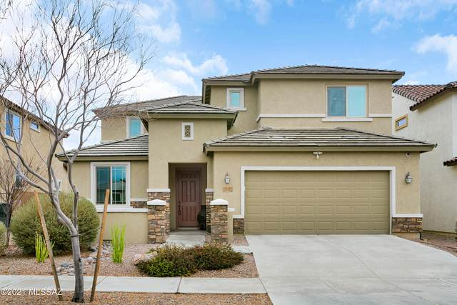 11012 E Ava Marie Place, Tucson, AZ 85747 (#22101638) :: Long Realty - The Vallee Gold Team