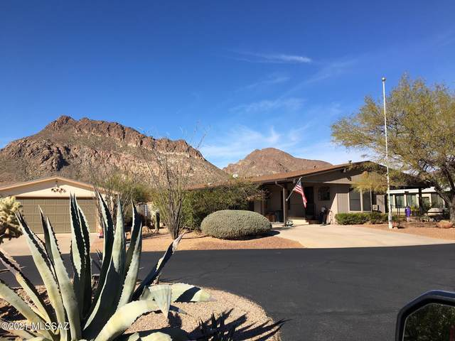 2420 S Double O Place, Tucson, AZ 85713 (#22101641) :: Long Realty - The Vallee Gold Team
