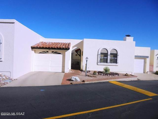 606 W Paseo Del Prado, Green Valley, AZ 85614 (#22101643) :: Long Realty - The Vallee Gold Team