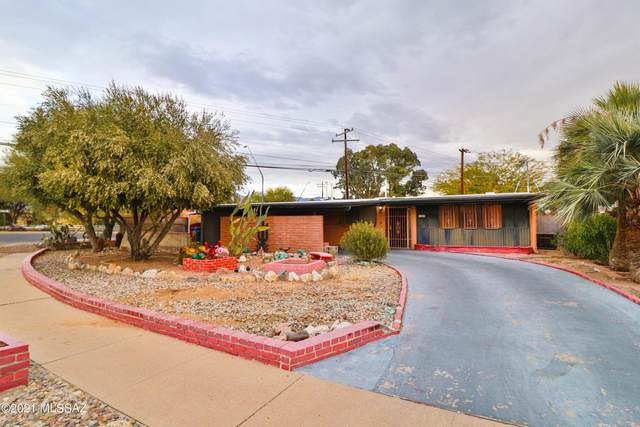 6101 E Sunny Drive, Tucson, AZ 85712 (#22101649) :: Long Realty - The Vallee Gold Team