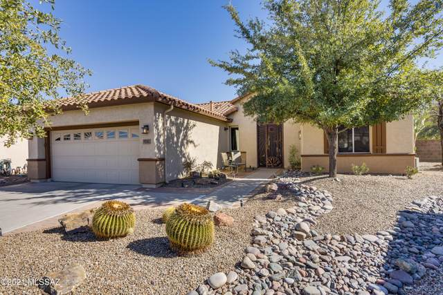 9222 N Crimson Stone Place, Tucson, AZ 85743 (#22101650) :: Long Realty - The Vallee Gold Team