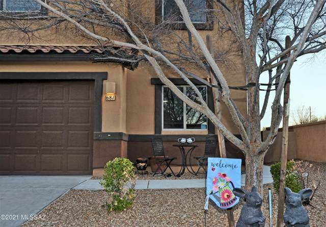 681 W Calle Marojo, Sahuarita, AZ 85629 (#22101652) :: The Local Real Estate Group | Realty Executives