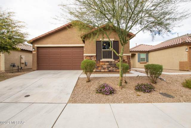 9578 S Trapper Ridge Drive, Tucson, AZ 85747 (#22101667) :: Luxury Group - Realty Executives Arizona Properties