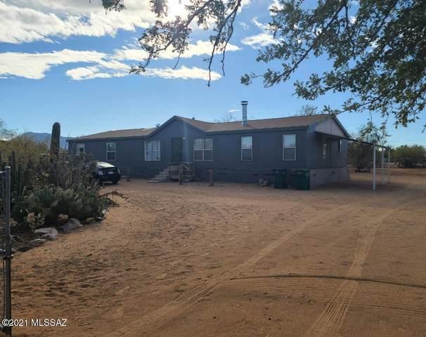 12955 W Rudasill Road, Tucson, AZ 85743 (#22101668) :: Tucson Real Estate Group