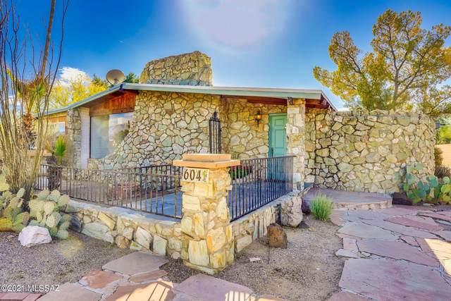 604 E Calle Arizona, Tucson, AZ 85705 (#22101684) :: Keller Williams
