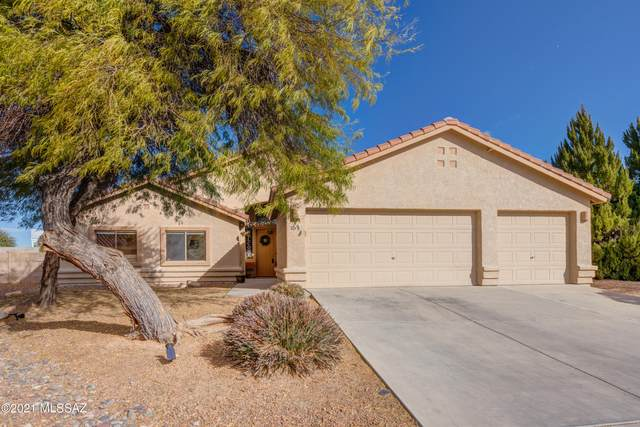 8717 E La Palma Drive, Tucson, AZ 85747 (#22101687) :: Tucson Real Estate Group