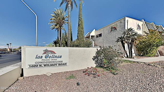 1600 N Wilmot Road #407, Tucson, AZ 85712 (#22101691) :: Gateway Realty International