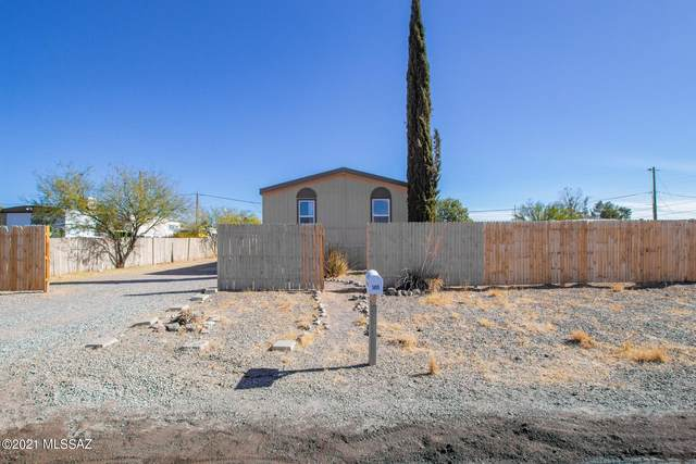 5955 S Arrow Road, Tucson, AZ 85757 (MLS #22101694) :: The Property Partners at eXp Realty