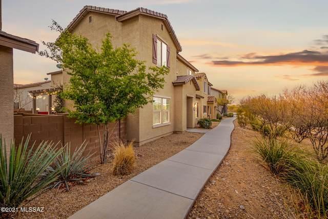 10945 E Oak Grove Place, Tucson, AZ 85747 (#22101697) :: Long Realty - The Vallee Gold Team