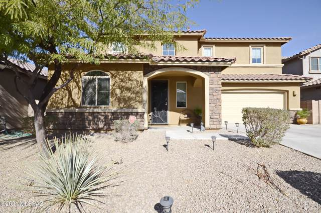 6384 W Smoky Falls Way, Tucson, AZ 85757 (#22101698) :: Long Realty - The Vallee Gold Team