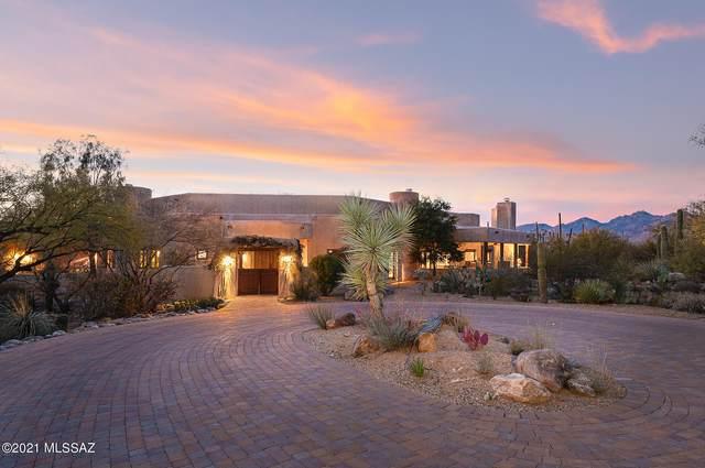 12600 E Fort Lowell Road, Tucson, AZ 85749 (MLS #22101708) :: My Home Group