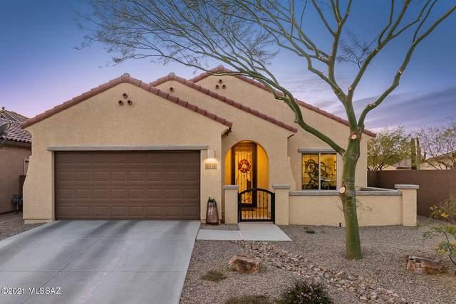8134 N Circulo El Palmito, Tucson, AZ 85704 (#22101710) :: The Local Real Estate Group | Realty Executives
