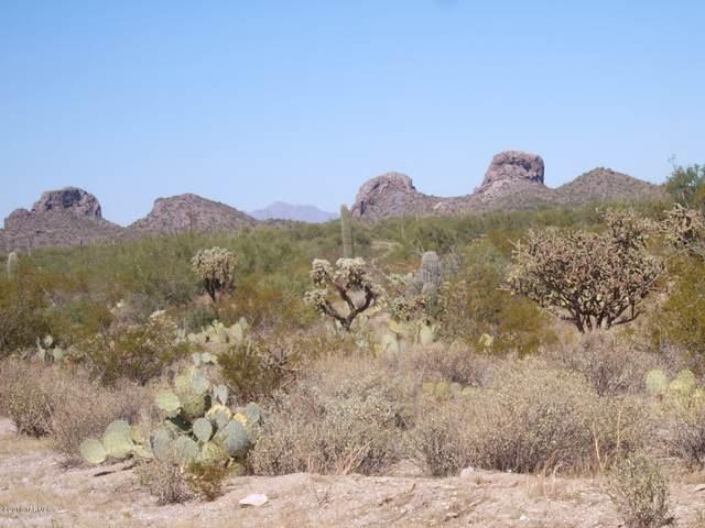 XX S Gasline 5Ac Road C, Marana, AZ 85658 (#22101715) :: Long Realty - The Vallee Gold Team