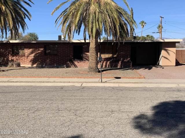 6725 E Calle Mercurio, Tucson, AZ 85710 (MLS #22101719) :: My Home Group