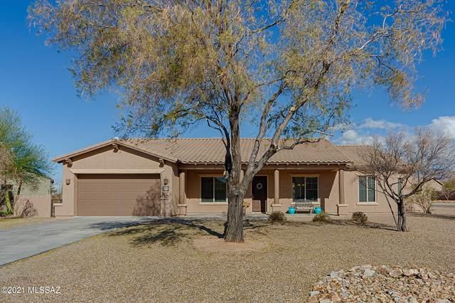 14095 E Anacapa Drive, Vail, AZ 85641 (#22101731) :: Luxury Group - Realty Executives Arizona Properties