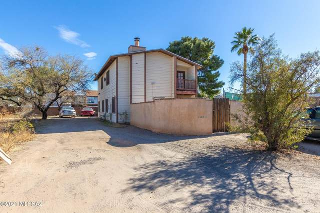139 W Roger Road, Tucson, AZ 85705 (#22101735) :: Keller Williams