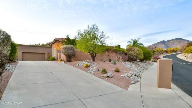 5719 N Placita Deleite, Tucson, AZ 85750 (#22101736) :: Gateway Realty International