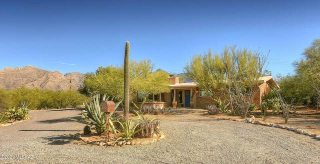 6550 N Calle Lottie, Tucson, AZ 85718 (#22101742) :: Gateway Realty International