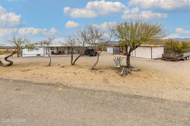 4735 S Jumping Cactus Road, Winkelman, AZ 85192 (#22101748) :: Long Realty - The Vallee Gold Team
