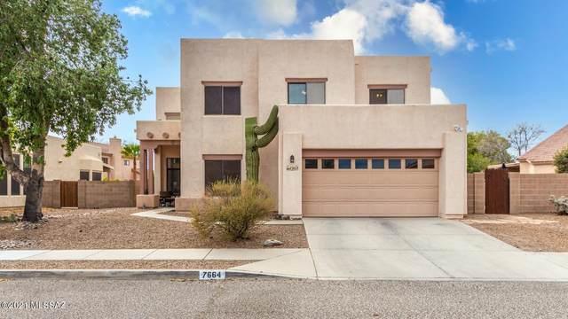 7664 E Park View Drive, Tucson, AZ 85715 (MLS #22101756) :: My Home Group
