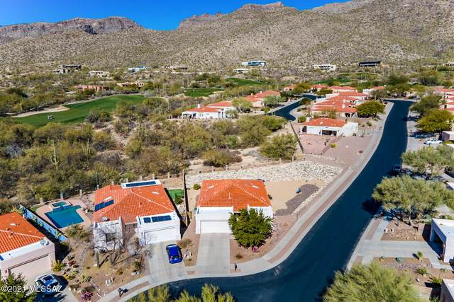 5301 N Canyon Rise Place, Tucson, AZ 85749 (#22101764) :: Tucson Property Executives