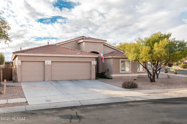 3624 N Trilby Wash Court, Tucson, AZ 85745 (#22101766) :: Gateway Realty International