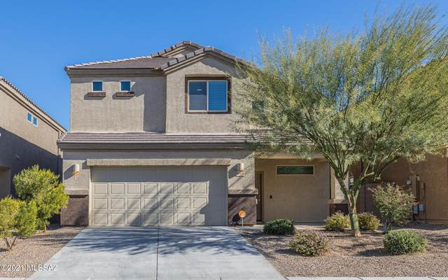 10431 S Keegan Avenue, Vail, AZ 85641 (#22101772) :: Luxury Group - Realty Executives Arizona Properties