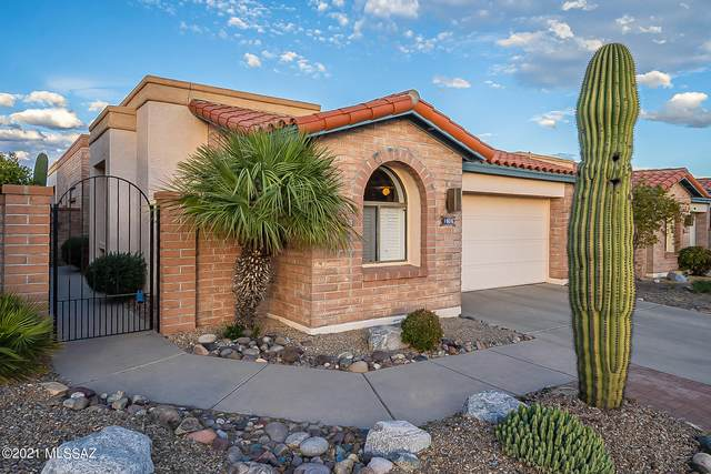 1606 W Calle Del Ducado, Green Valley, AZ 85622 (#22101780) :: Long Realty - The Vallee Gold Team