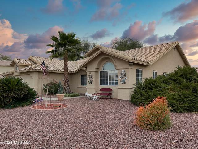 8901 N Yellow Moon Drive, Tucson, AZ 85743 (#22101786) :: Long Realty - The Vallee Gold Team