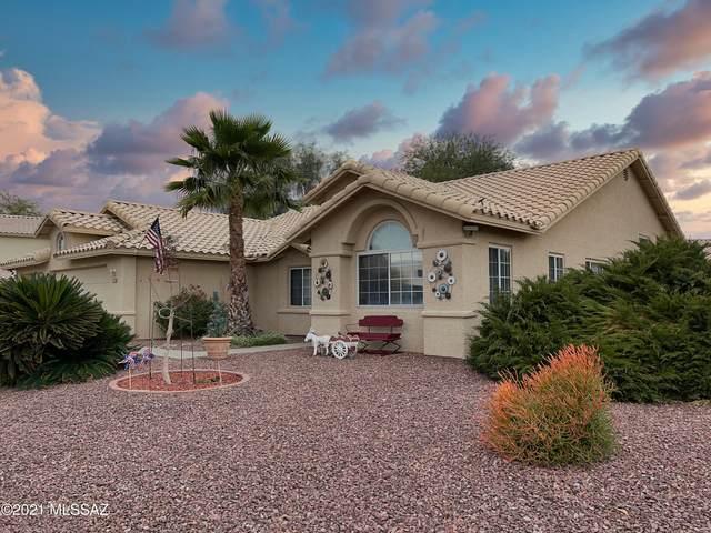 8901 N Yellow Moon Drive, Tucson, AZ 85743 (#22101786) :: Tucson Real Estate Group