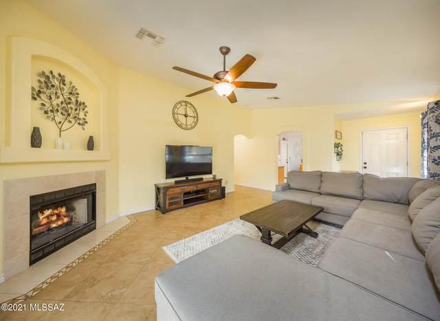 10134 E Placita Del Timbre, Tucson, AZ 85747 (#22101787) :: Luxury Group - Realty Executives Arizona Properties