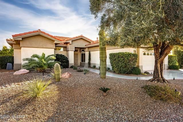 1540 E Crown Ridge Way, Oro Valley, AZ 85755 (#22101793) :: Long Realty - The Vallee Gold Team