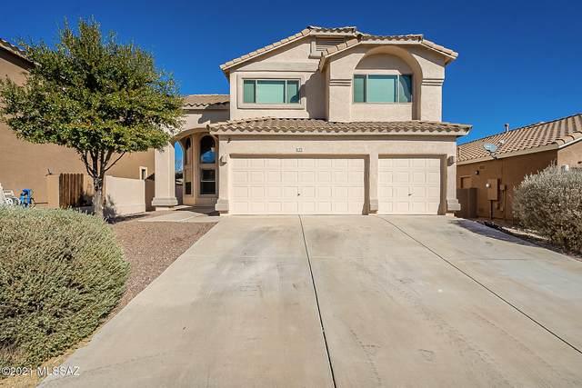 175 E Via Teresita, Sahuarita, AZ 85629 (#22101794) :: Tucson Real Estate Group