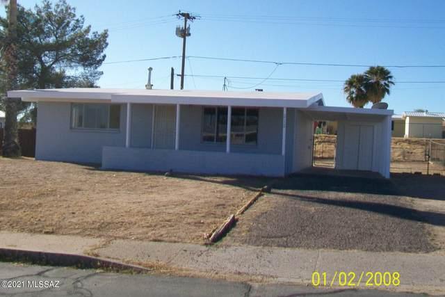 212 E 4Th Street, San Manuel, AZ 85631 (#22101795) :: Tucson Real Estate Group